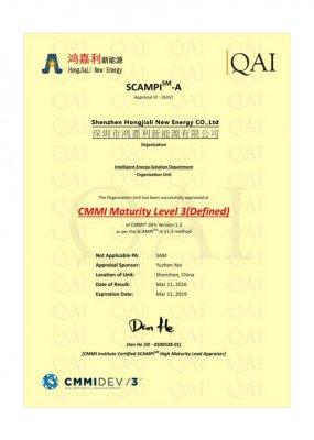 QAI证书
