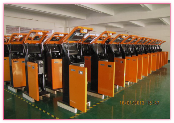 鸿嘉利充电桩生产线自动化扩能