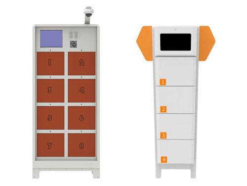 4仓-8仓电池充换电柜