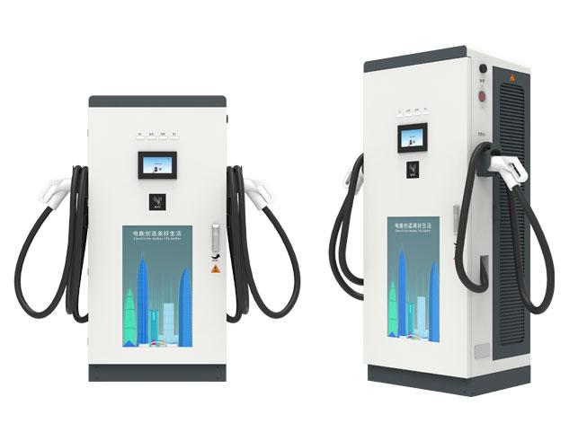 60KW/80KW/100KW/120KW/160KW立式直流充电桩